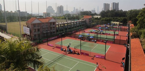 Tennis Centre - Technical Planning Guide
