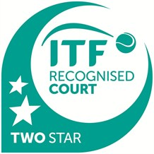 ITF Recognition Two Star