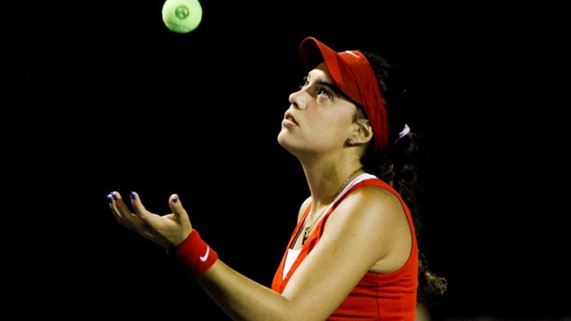 Ana Konjuh blog: I like to have fun in training