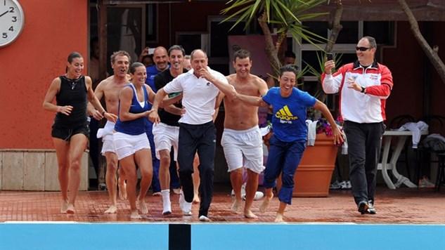 FED CUP 2013 : Groupe Mondial en course pour le titre - Page 5 145053_BigPicture