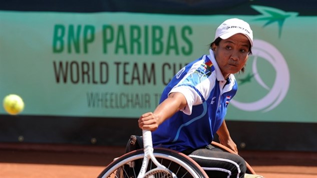 2013 BNP Paribas World Team Cup - Latest Results
