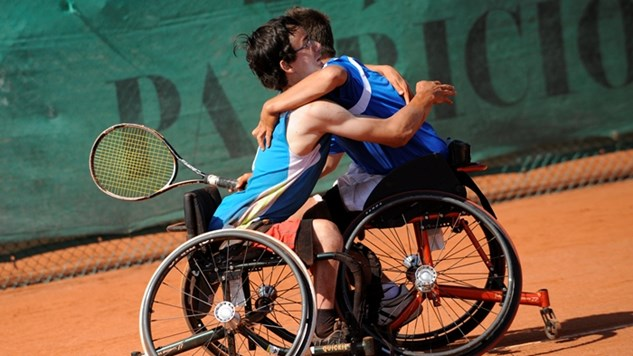 Spanish juniors beat top seed Great Britain